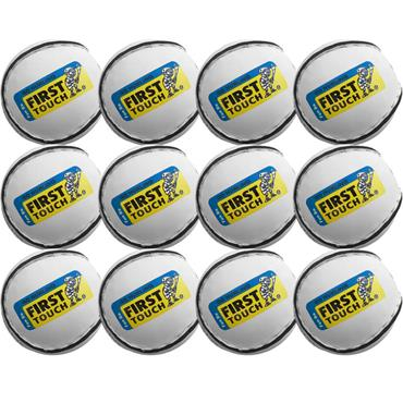 First Touch Kids Sliotar U8's | 12 Pack