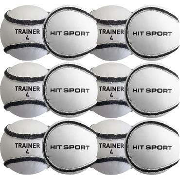 Training Sliotar Size 4 | 12 Pack
