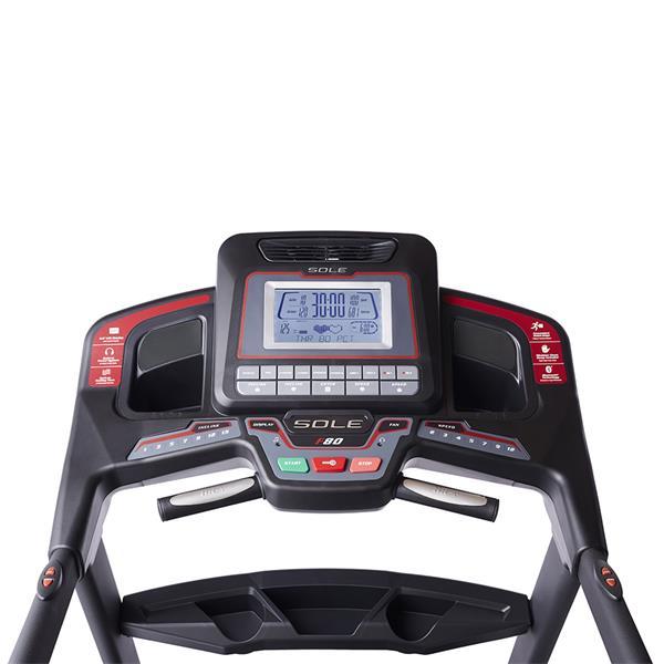Sole fitness f80 treadmill mcsport ireland