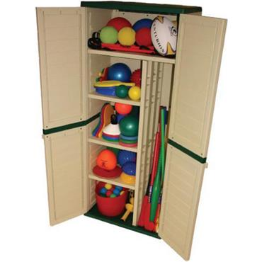 First-Play Storage Cabinet
