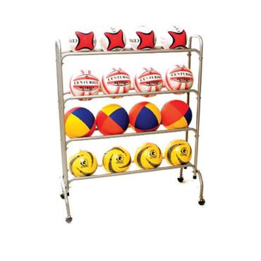 First-Play Ball Storage Rack