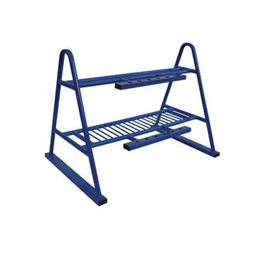 Athletics Equipment Rack - Blue - L92,W65,H70