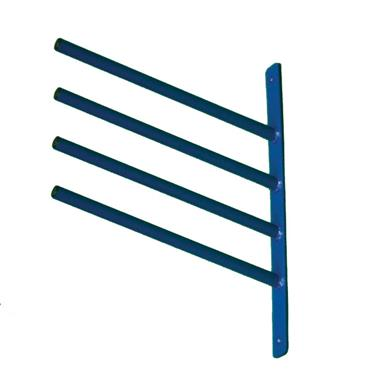 PMF Mounted Hoop Rack