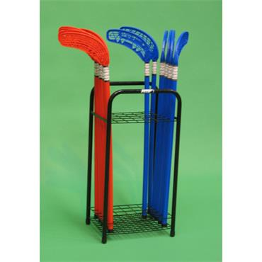 Hockey Stick Rack - Black - L38,W30,H74