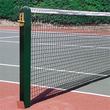 Harrod P1B Black Tournament Tennis Net