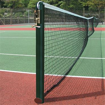Harrod S1 76mm Round Socketed Tennis Posts