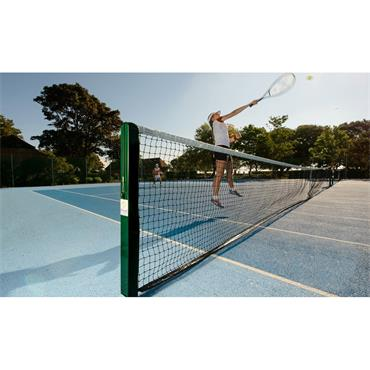 Harrod S8 76mm Square Socketed Tennis Posts
