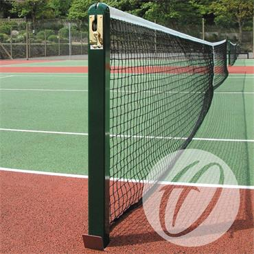 Harrod S8 Tennis Posts without Sockets