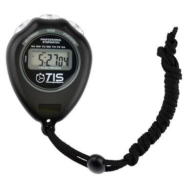 TIS Pro 018 Stopwatch - Black