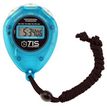 TIS Pro 018 Stopwatch - Blue