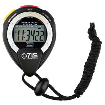TIS Pro 025 Water-Resistant Stopwatch
