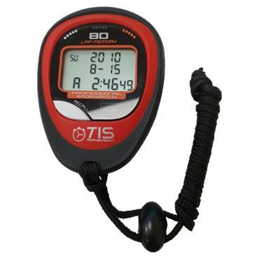 TIS Pro 134 Stopwatch (80 Lap)