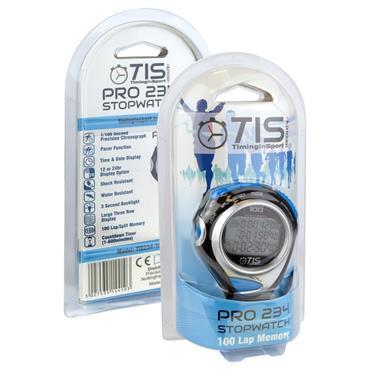 TIS Pro 234 100 Lap Stopwatch
