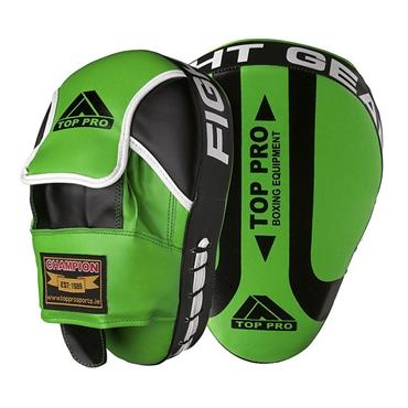 Top Pro Speed Focus Pads | Green