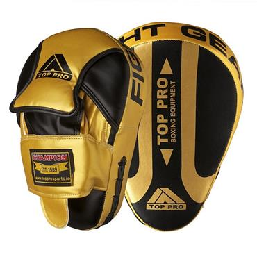 Top Pro Speed Focus Pads | Gold