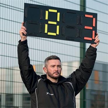 Precision Pro Substitutes Board