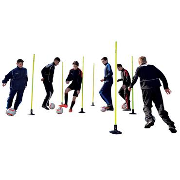 Precision Junior Boundary Poles