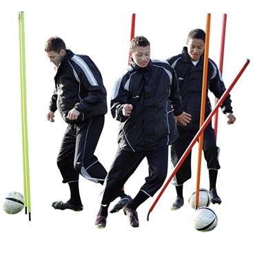 Precision Training Flexi Boundary Poles +Bag