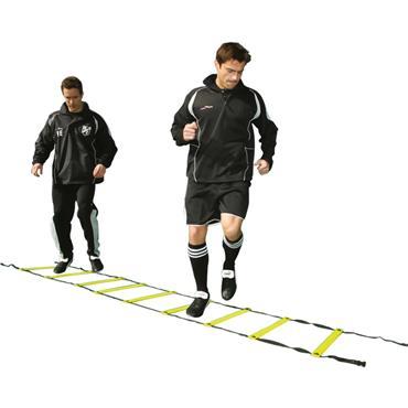 Precision Training  Adjustable Speed Ladder | 4m
