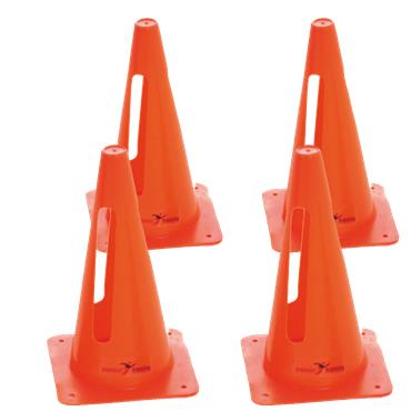Precision Training Collapsible Cones | 12 Inch | (Set of 4)