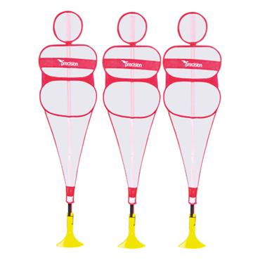 Precision Pop-Up Mannequin - Set of 3