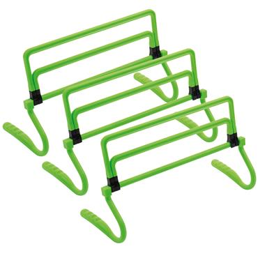 Precision Multi Height Hurdles | 3 Pack