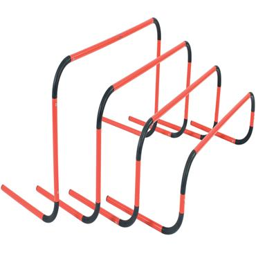 Precision Training Bounce Back Hurdles | 30cm (3 Pack)
