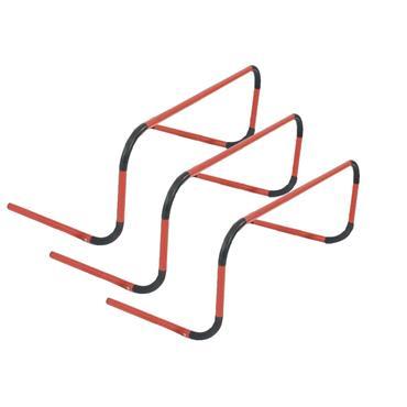 Precision Training Bounce Back Hurdles   40cm (3 Pack)