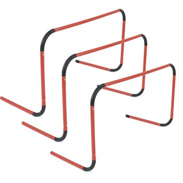 Precision Training Bounce Back Hurdles | 60cm (3 Pack)