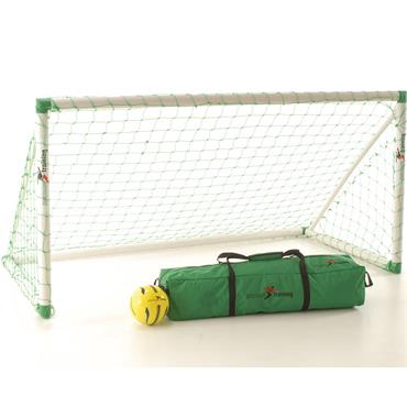 Precision Portable Goal | 8ft x 4ft | White