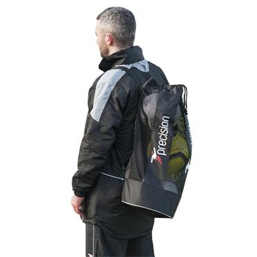 Precision Tubular 3 Ball Match Bag (Black)
