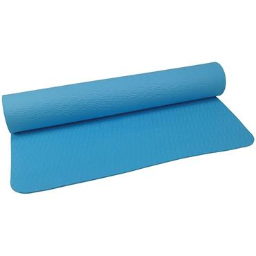 UFE 4mm TPE Yoga Mat | Blue