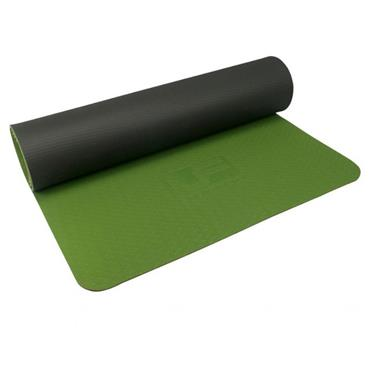 UFE 6mm TPE Yoga Mat | Olive/Charcoal