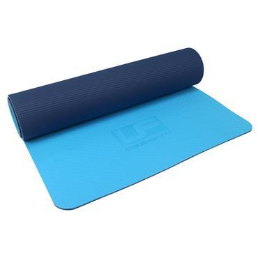 UFE 6mm TPE Yoga Mat | Blue/Navy