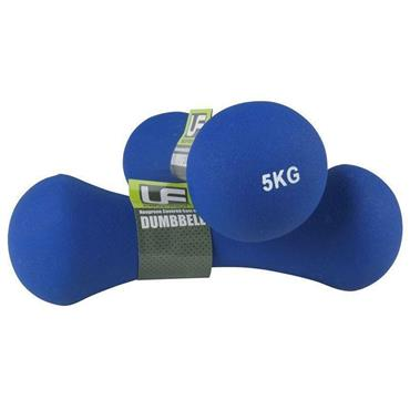 UFE Bone Neoprene Covered Dumbbells | 5kg