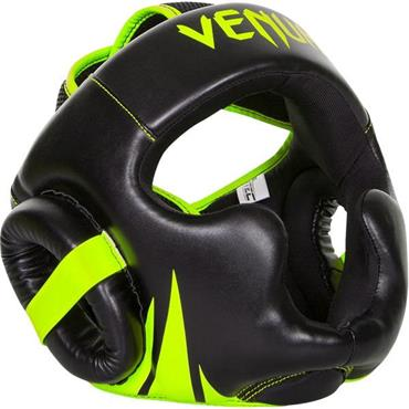 Venum Challenger 2.0 Headgear | Green
