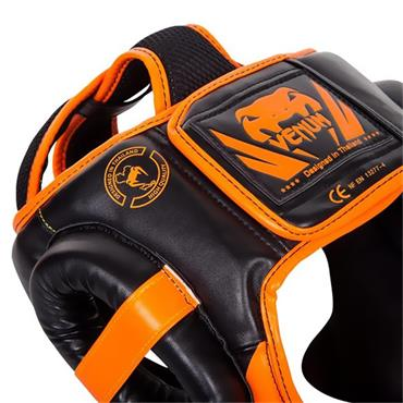 Venum Challenger 2.0 Headgear | Orange