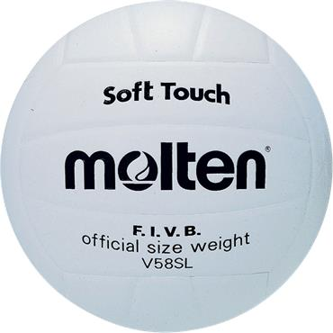 Molten V58SL Soft Touch Volleyball
