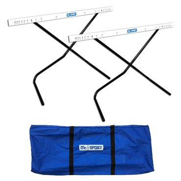 McSport Scissor Hurdle Training Set with Bag