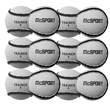 Training Sliotar Size 4 | 12 Pack