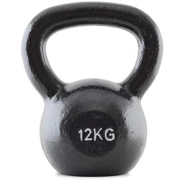 Bodymax Power Cast Iron Kettlebell | 12kg