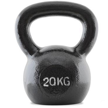 Bodymax Power Cast Iron Kettlebell | 20kg