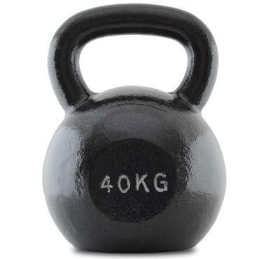 Bodymax Power Cast Iron Kettlebell | 40kg