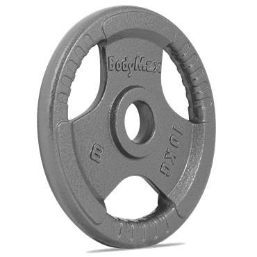 Bodymax Olympic Trigrip Grip Discs | 10kg