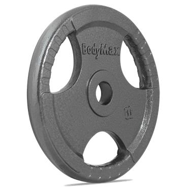 Bodymax Olympic Trigrip Grip Discs | 20kg