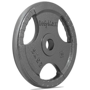 Bodymax Olympic Trigrip Grip Discs | 25kg