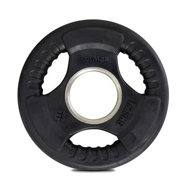 Bodymax Rubber Radial Olympic Weight Discs | 1.25kg
