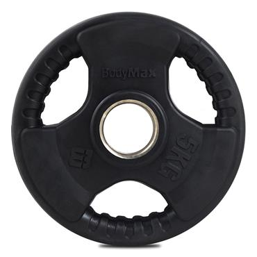 Bodymax Rubber Radial Olympic Weight Discs | 5kg