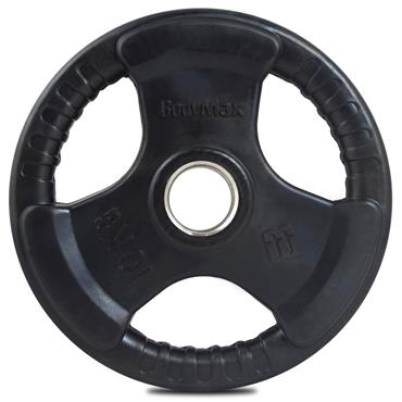 Bodymax Rubber Radial Olympic Weight Discs | 10kg