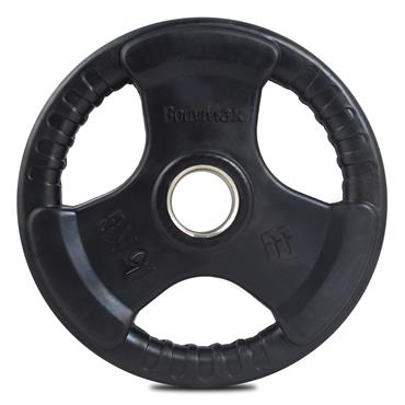 Bodymax Rubber Radial Olympic Weight Discs | 15kg
